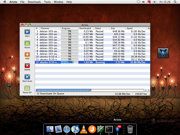 Aristo for Mac 1.0 full